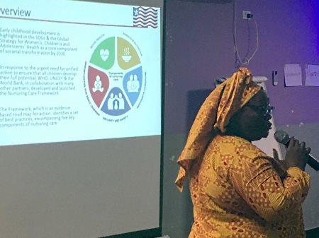 Liberia nurturing care
