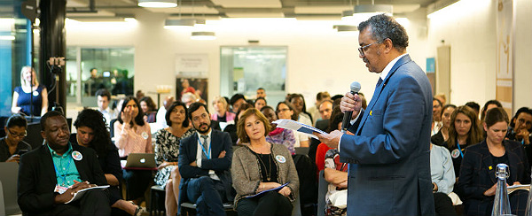 Nurturing Care Framework launch